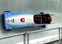 2010 Winter Olympics 4-man Bobsled @ Whistler Sliding Centre