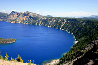 Crater Lake, Oregon - August, 2012
